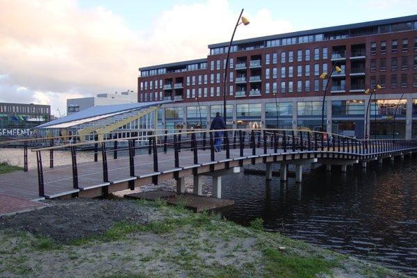 Bruggen grootlemmer bruggen for Tekenprogramma bouw